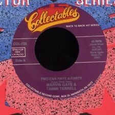 """Marvin Gaye & Tammi Terrell - Two can have a party (Vinyl 7"""" - US - Reissue)"""