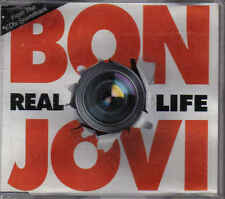 Bon Jovi-Real Life Promo cd single