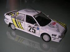DECAL CALCA 1 43 RENAULT 21 TURBO N°25 Rally WRC monte carlo 1989