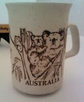 Australia  Koala Bear Coffee Cup Mug Souvenir Made In Australia