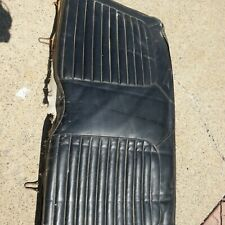 1965 1966 1967 Used FORD MUSTANG Deluxe REAR SEAT OEM upper