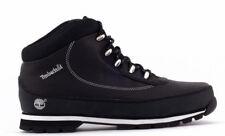 Timberland Eurobrook Schwarz Black Stiefel Boot HI 6322R Neu Gr:43 Hiker Leder