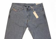 DIESEL Viker 0R01Q Regolare Dritto Jeans Taglia W30 L32 100% AUTENTICO