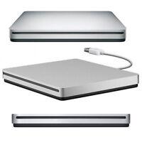Ultra USB External Slot CD-RW DVD-R Drive Burner Superdrive for Apple Mac Air