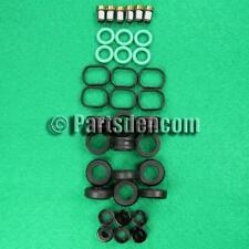 FUEL INJECTOR SERVICE KIT FITS MITSUBISHI PAJERO NM 6G74 3.5L V6 00-04 INJECTORS