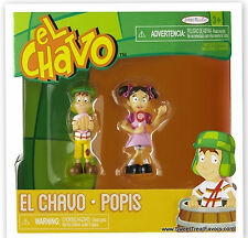 Chavo del 8 Cake Topper Cupcake Figure Toy Party Birthday Popis Gift Kid Supplie