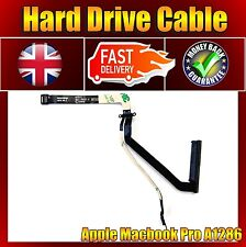 "New 821-1198-A Apple Macbook Pro A1286 15"" HDD Hard Disk Drive SATA Cable"