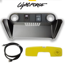 LIGHTFORCE FORD RANGER PX2 FASCIA PANEL + RJ45 SWITCH + CABLE + INTERIOR LIGHT