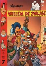 Gilles de Geus 7: Willem de Zwijger.        1ste druk!