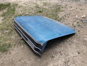 1967-69 Dodge Dart GTS Decklid