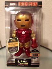 "Hikari Funko Premium Japanese Vinyl L/E 1000 pieces Marvel Iron Man 10"" Figure"