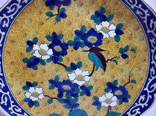 Vintage Japanese Porcelain IMARI Plate TAKAHASHI San Franscisco