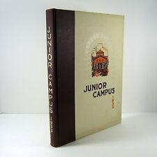 1933 Yearbook Los Angeles Junior College Campus
