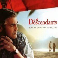 The descendants CD original musique de film NEUF