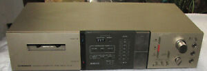 Pioneer Stereo Cassette Tape Deck CT-5 Stereo Tape Recording Player Deck