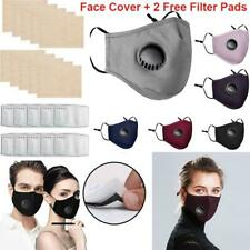 Air Purifying Cover Carbon Filter Cotton Mouth Muffle Anti Haze Fog PM2.5 Lot