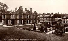 London, Midland & Scotish Railway Official. Welcombe Hotel, Stratford on Avon.
