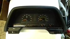Alfa Romeo 164 Cloverleaf instrument pod - Leather Bound