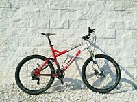 "Specialized S-Works Mountain Bike! 21"" Frame~Full Suspension!~Fox!"