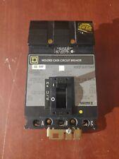 Square D I-Line Fa Circuit Breaker Fa34060 60Amp 480Volt 3Pole Gray