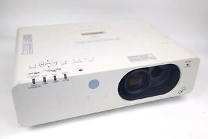 Panasonic PT-FX400U XGA LCD  Projector 2282 Lamp Hrs TESTED & WORKING