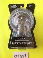 "Mezco Toyz Mortal Kombat X: RAIDEN  6"" inch action figure Brand New WB games"