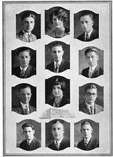 1925 San Francisco Lowell High School Yearbook~Photos~History~Football~++++