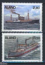 Aland/Åland 1997, Ships full set MNH