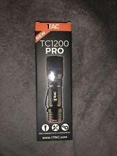 TC1200 PRO Tactical Flashlight