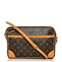 Louis Vuitton Monogoram Trocadero 27 Crossbody 7LVA82