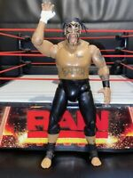 WWE UMAGA JAKKS DELUXE AGGRESSION SERIES 12 WRESTLING ACTION FIGURE