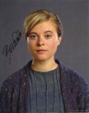 Original Autogramm Bonnie Piesse - Beru Lars in Star Wars Episode II und III
