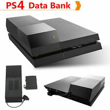 3.5in Playstation 4 PS4 External Data Bank Box 2TB Storage Hard Disk Drive Case