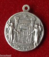 ANCIENNE médaille pape pie XI - 19 mm en argent massif