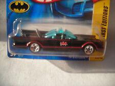 2007 Hot Wheels 1966 TV Series Batmobile #15 First Editions Short Card New  1:64