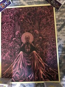 """Godmachine Hellraiser """"The box. You Opened It. We Came"""" Sold Out (not mint)"""