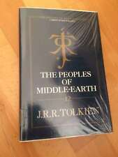 Tolkien THE PEOPLES OF MIDDLE-EARTH vol 12 hardback 1996 Harpercollins VG-