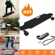 250 W Elektro Skateboard Longboard E-Skateboard E-Scooter mit Fernbedienung brav