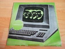 KRAFTWERK -Computer World KOREA LP Green CVR