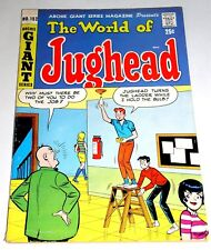 WORLD OF JUGHEAD - ARCHIE GIANT #152  SILVER AGE 1968