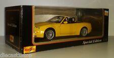 1:18th Scale Masito Maserati Spyder - Yellow #31667