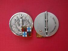 N°1 insigne militaire pucelle armée promotion infanterie génie parachutistes etc