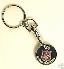 Salvation Army Red Shield Coin Token Key Ring