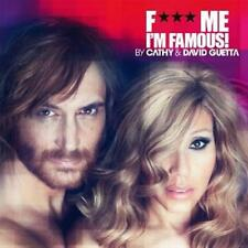 DAVID GUETTA / F*** ME I'M FAMOUS - IBIZA MIX 2012  * NEW & SEALED CD * NEU *
