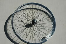WHEEL MASTER 26 x 1.75 Rear Wheel Rim 36H 5 6 7 Speed Black Bike Bicycle NEW!