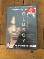 Oldboy (DVD, 2005, 2-Disc Set) Sealed