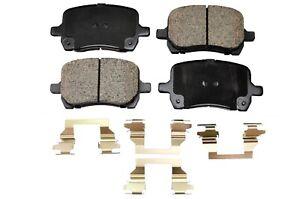Disc Ceramic Brake Pad Set Front fits Chevrolet HHR Malibu Pontiac G5 G6 Saturn