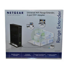 Netgear WN2000RPT Universal WiFi Range Extender Wireless Extender (Lot of 2)
