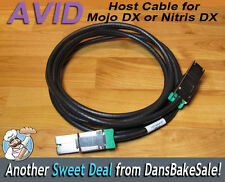 Avid Nitris DX Host cable Connects Avid host card to Nitris DX or Mojo DX - NICE