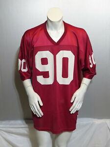 Arizona Cardinals Jersey (VTG) - Andre Wadsworth # 90 by Champion - Mens Size 52